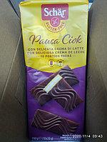 Бисквиты, покрытые шоколадом Pausa ciok 350 г.