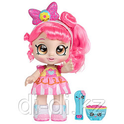 "Kindi Kids\Кинди Кидс Игровой набор Кукла ""Донатина"" 25 см. с аксессуарами"
