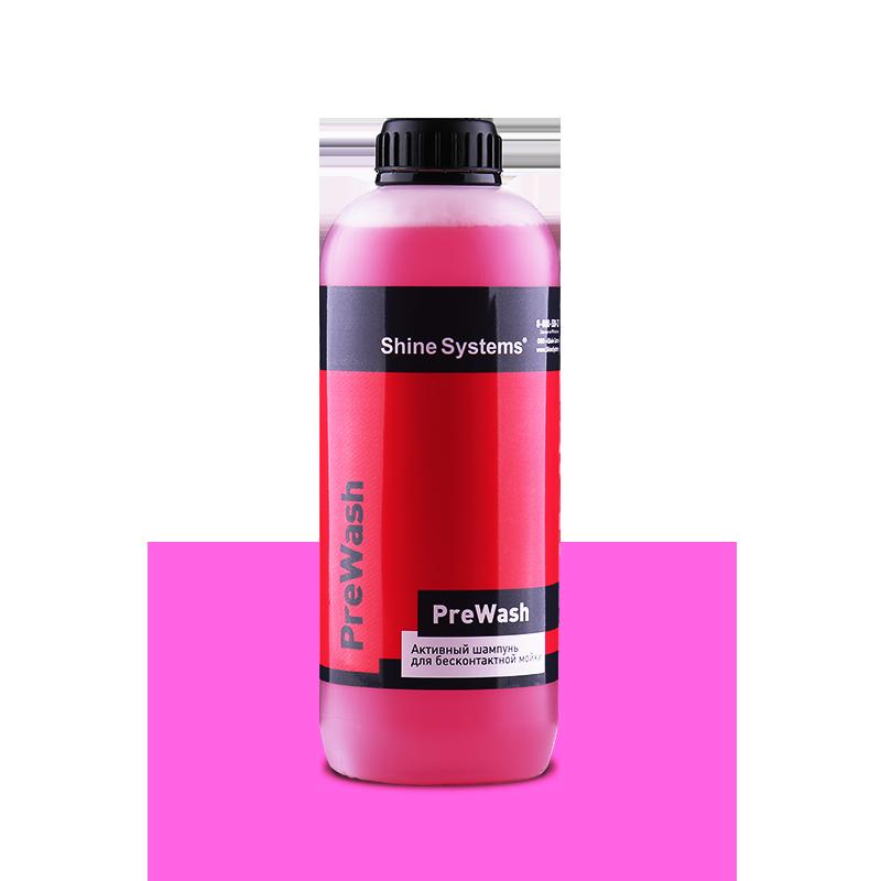 PreWash – активный шампунь для бесконтактной мойки (1.2 л)