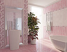 Кафель | Плитка настенная 25х35 Агата | Agata розовый вниз, фото 2