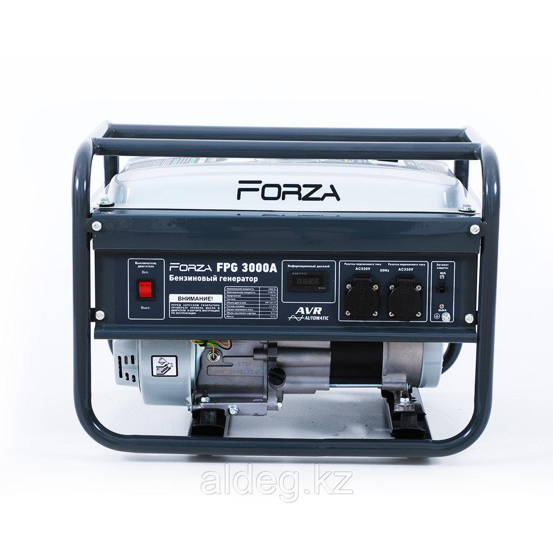 Генератор бензиновый FORZA FPG3000A