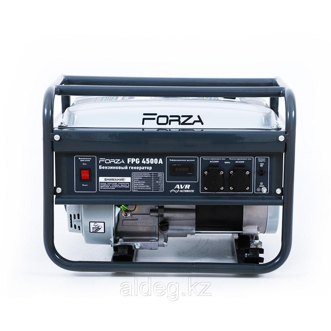 Генератор бензиновый FORZA FPG4500A