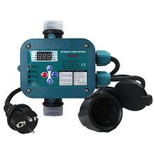 Регулятор давления электронный РС-58, кабель 1,3м+розетка (до 1.1кВт, 10А, старт 0.5-6 бар, max 10бар, 0-80°C,