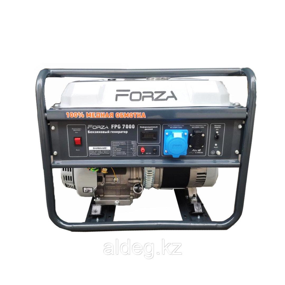 Генератор бензиновый FORZA FPG7000E