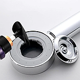 Двухсторонняя душевая лейка-насадка для душа со SPA-режимом, фото 6