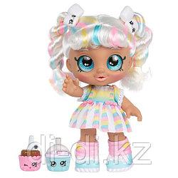 "Kindi Kids\Кинди Кидс Игровой набор Кукла ""Марша Меллоу"" 25 см. с аксессуарами"
