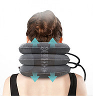 Вытягивающая подушка для шеи