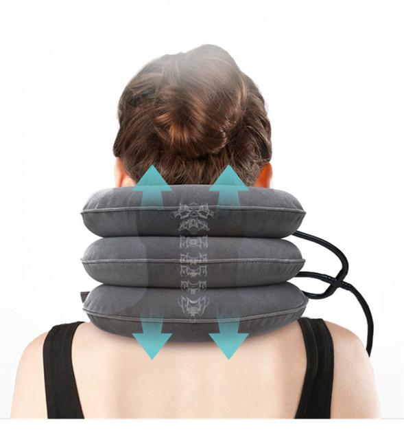 Вытягивающая подушка для шеи - фото 1