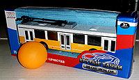 Моделька троллейбуса