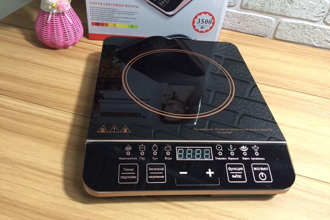 Индукционная плита Керемет