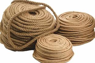 Верёвка джутовая (аркан)