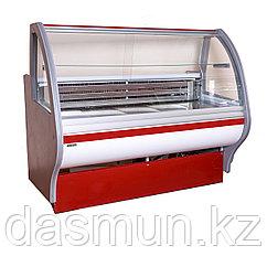 Холодильная витрина Стандарт 1.,3L  минусовая