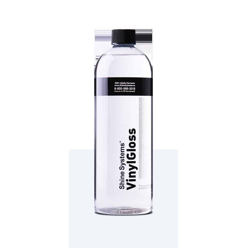 VinylGloss – глянцевый полироль для винила и пластика (750 мл)