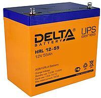 Аккумулятор Delta HR 12-55