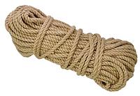 Верёвка джутовая 8 мм