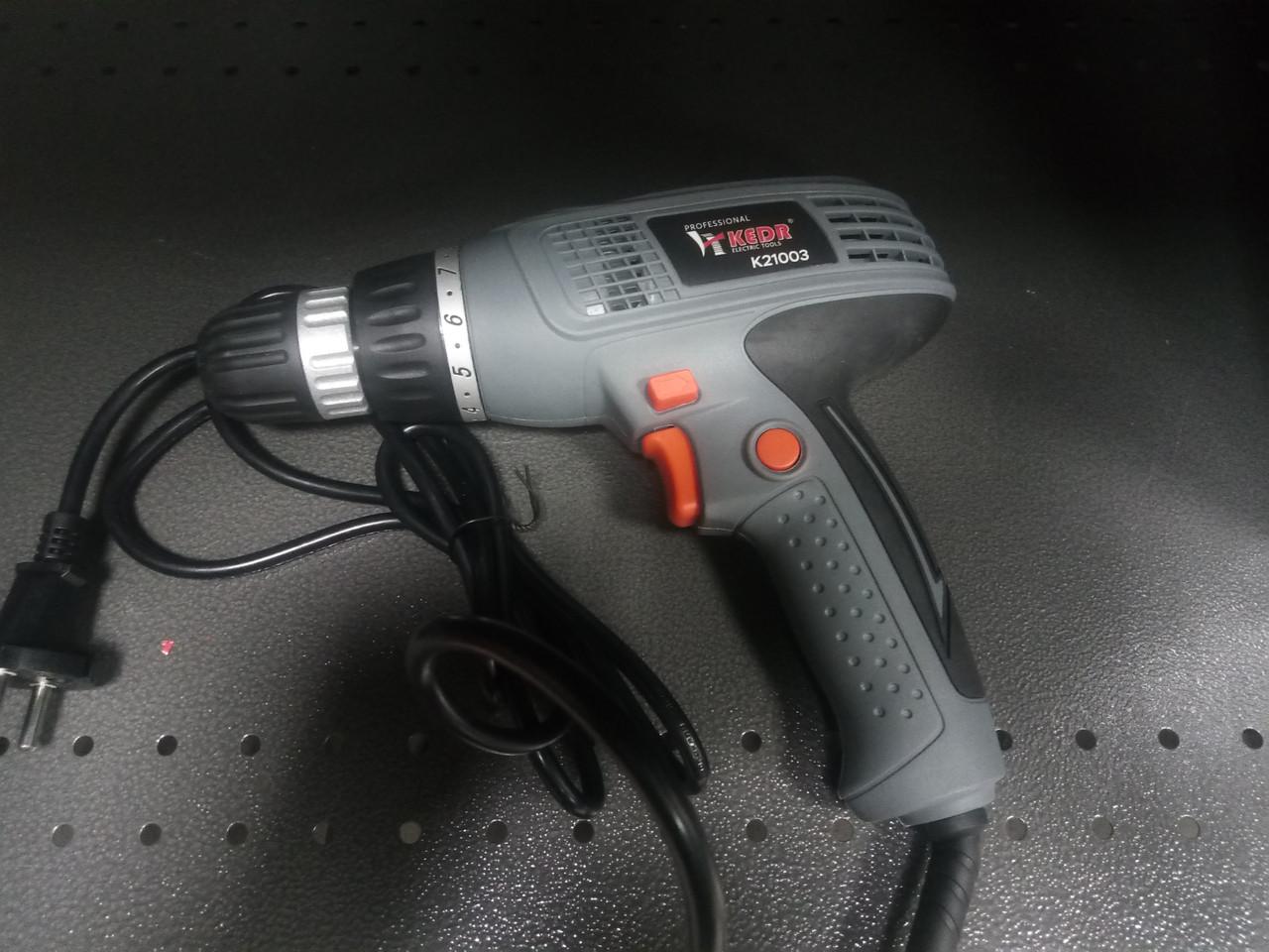 Электрошуруповерт KEDR K21003