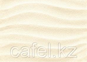 Кафель | Плитка настенная 25х35 Фиджи | Fidji бежевый рельеф