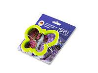 Форма для нарезания теста для печенья в форме бабочки, 0363 gipfel 8,5х11х4см. Материал: нерж. сталь, силикон