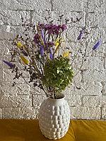 Букет из сухоцветов, высота 35-40 см, асс цветов