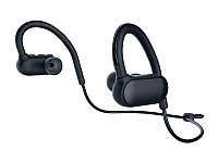 """Наушники-вкладыши беспроводные OLMIO """"BTE-01"""" черный, Bluetooth 4.1"""