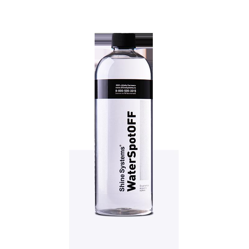 WaterSpotOFF – очиститель водного камня (750 мл)