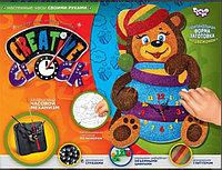 """Набор для творчества """"Часы """"Creative clock- Медвежёнок"""""""