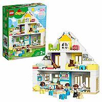 Конструктор LEGO DUPLO Town Дом модульный