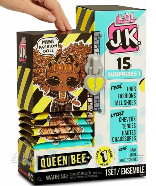 Кукла LOL Surprise Queen Bee Mini Fashion Doll - фото 2