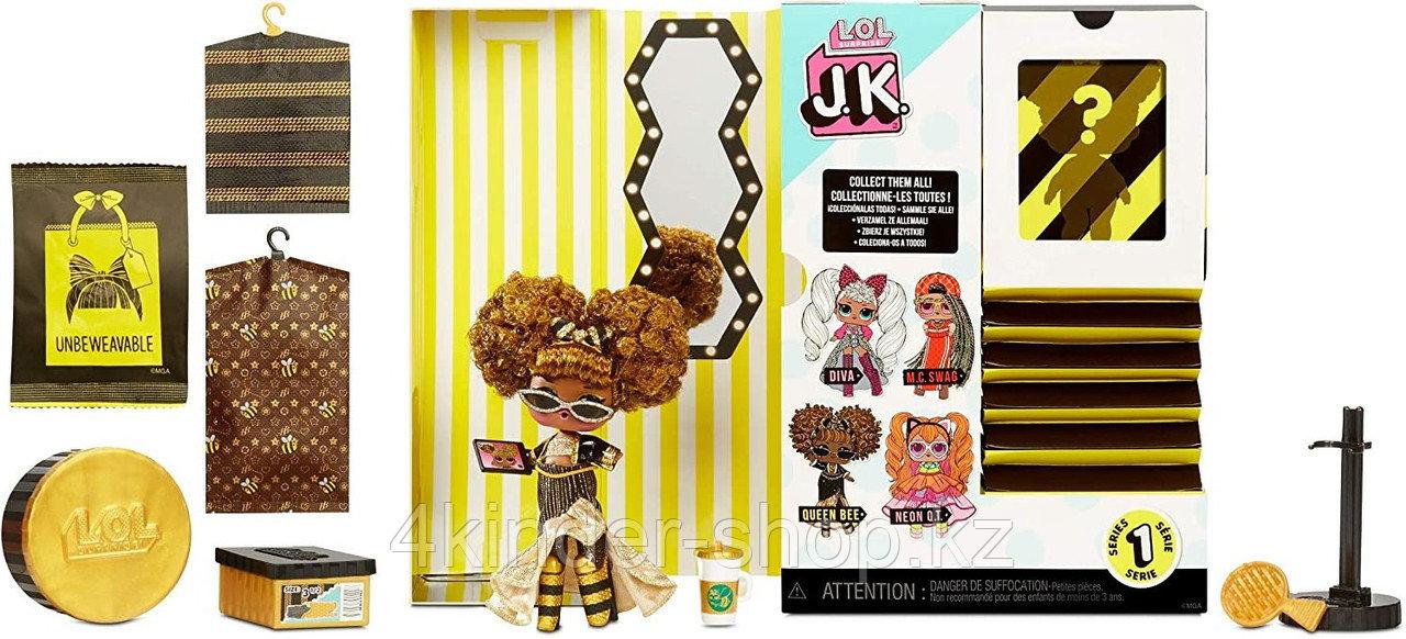 Кукла LOL Surprise Queen Bee Mini Fashion Doll - фото 3