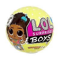 Кукла LOL Surprise Boys серия 3