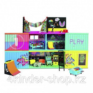 Клубный домик ЛОЛ Сюрприз LOL Surprise Clubhouse Playset - фото 2