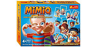 Ранок Настольная карточная игра Mimiq