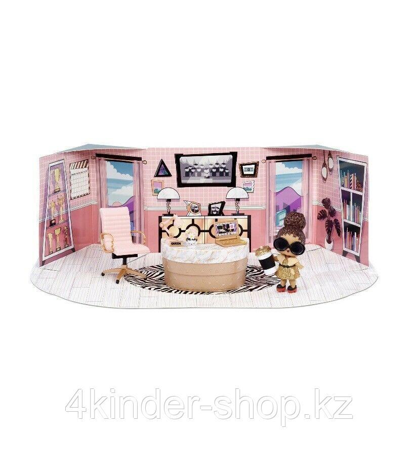 LOL Surprise ЛОЛ Сюрприз мебель с куклой босс Королева - фото 2