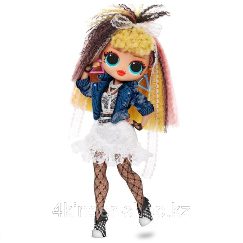 Кукла ЛОЛ ОМГ Ремикс ПОП Биби L.O.L. Surprise O.M.G. Remix Pop B.B. - фото 2