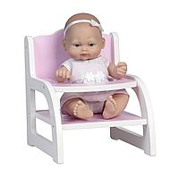 Кукла 28 CM с креслом