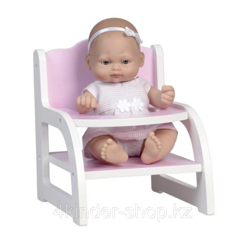 Кукла 28 CM с креслом - фото 1