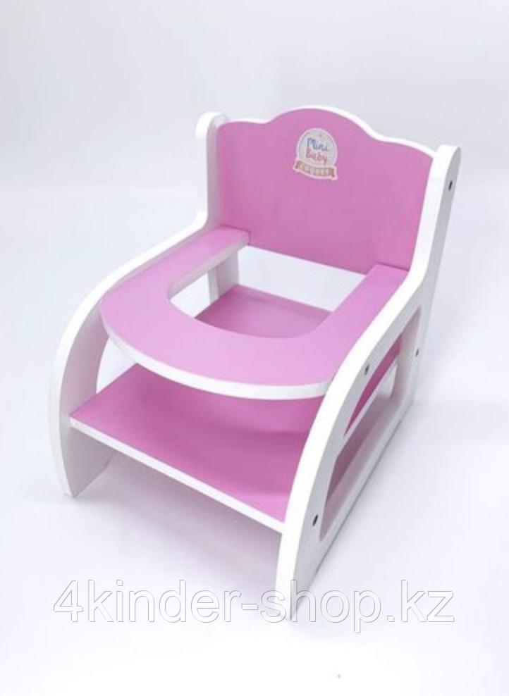 Кукла 28 CM с креслом - фото 4