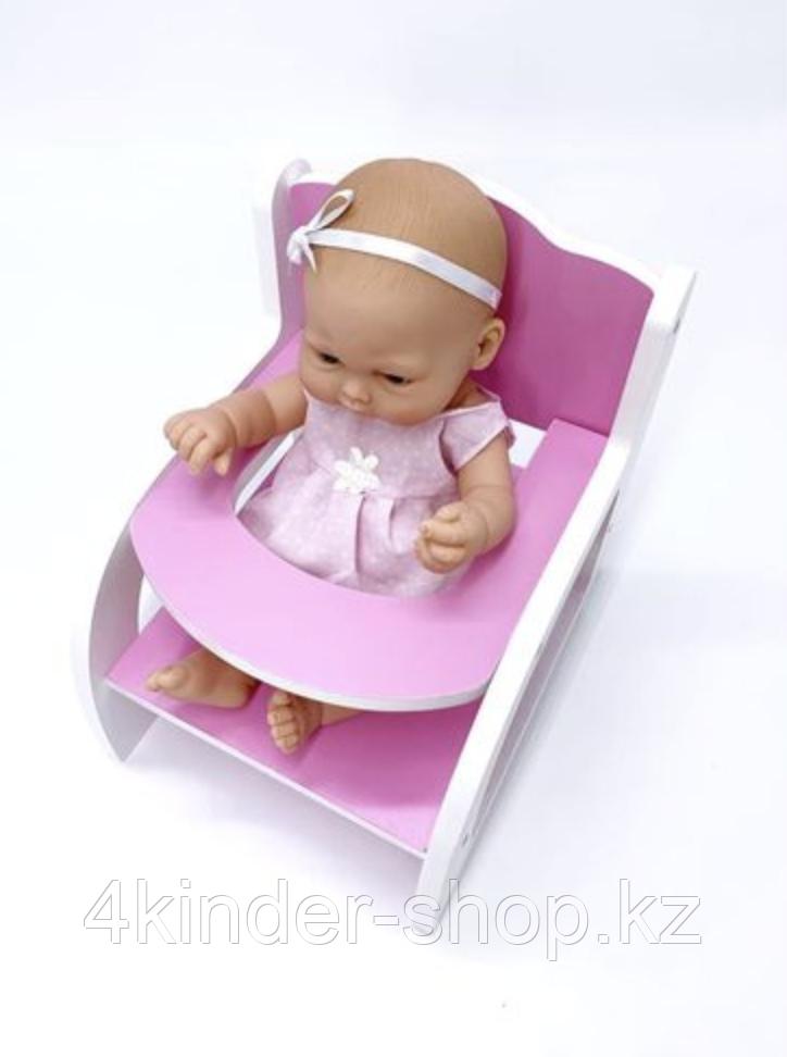 Кукла 28 CM с креслом - фото 5