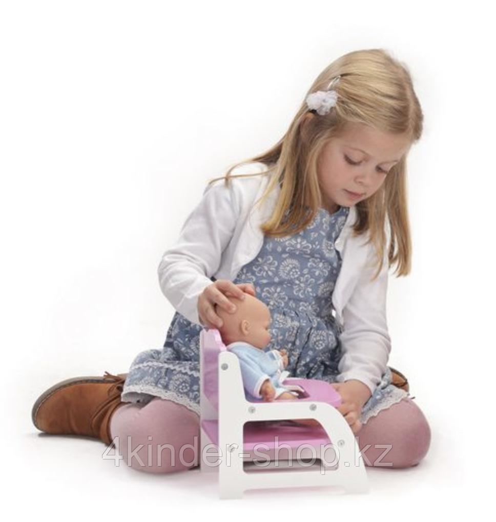 Кукла 28 CM с креслом - фото 7