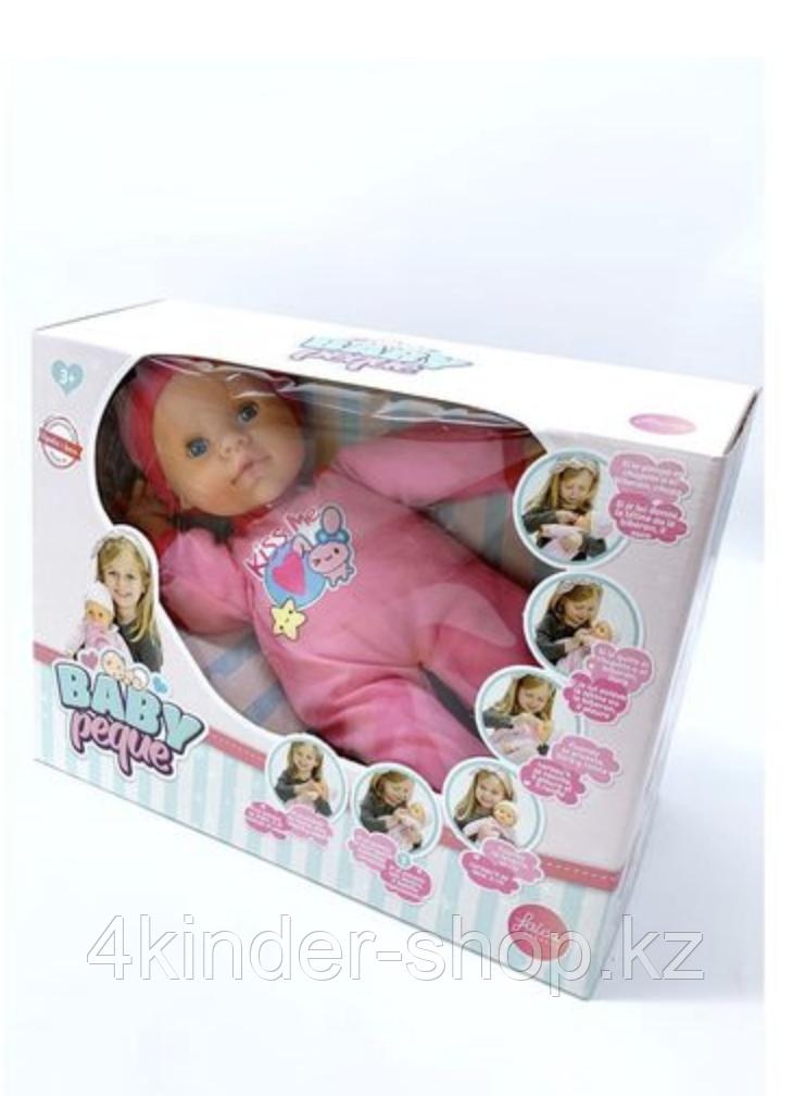 Интерактивная кукла BABY 7 звуков 2019 - фото 2