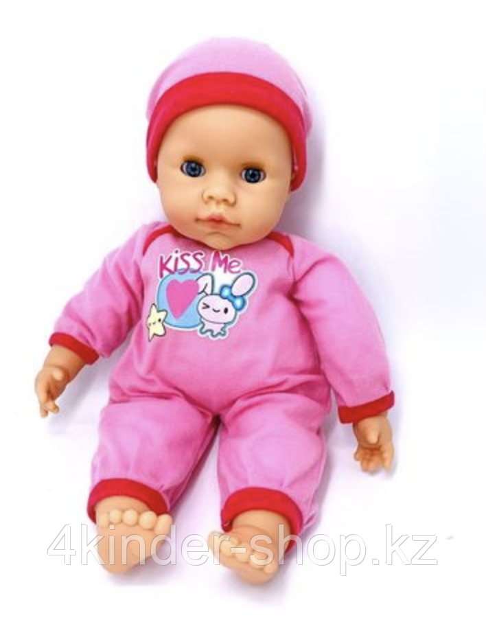 Интерактивная кукла BABY 7 звуков 2019 - фото 3