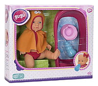Кукла GUGU купается