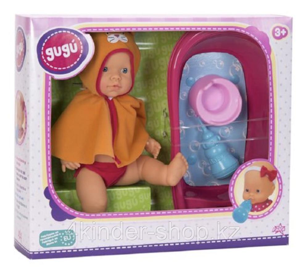 Кукла GUGU купается - фото 1