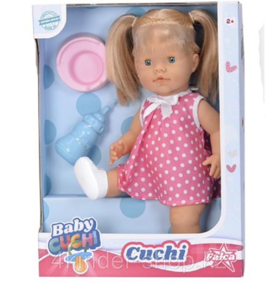 Кукла CUCHI PIPI 40 CM - фото 2