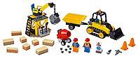 LEGO: Строительный бульдозер CITY 60252