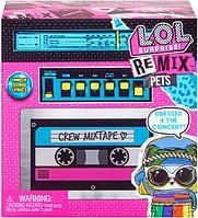 Лол Ремикс музыкальные питомцы L.O.L. Surprise Remix Hairflip Pets