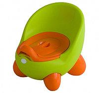 Детский горшок Pituso Луноход зелёный