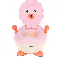 Детский горшок Pituso Львёнок Розовый Pink