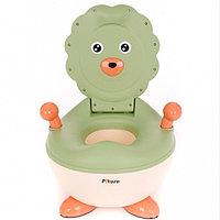 Детский горшок Pituso Львёнок Зелёный Green