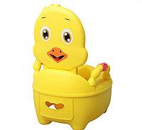 Детский горшок Pituso Цыпленок желтый